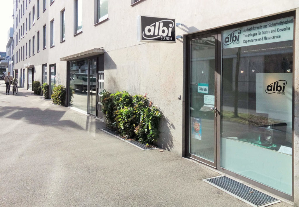 albi SERVICES, Schönaustrasse 35, Basel